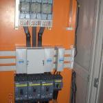Montagem de painéis elétricos