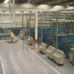 Manutenção de maquinas têxteis