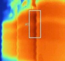 Inspeção por termografia